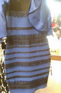 色が変わって見えるスカート